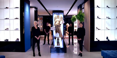 Payless Opens Fake Luxury Shoe Store and Sells Discount Shoes at Designer Prices
