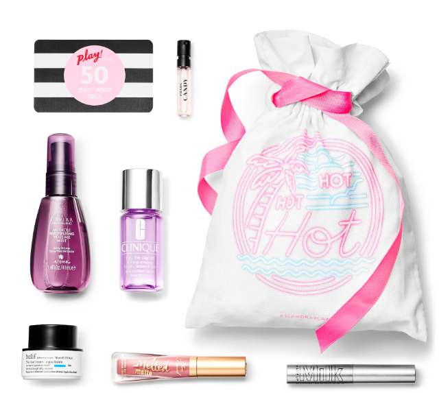 PLAY! By Sephora Beauty Boxes as Low as $8 50 (Over $30