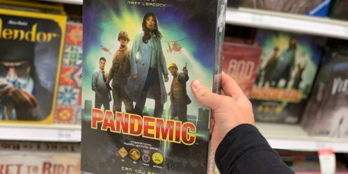 Free $20 Walmart eGift Card w/ Select Board Games (Pandemic, 7 Wonders, Ticket to Ride & More)