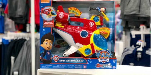 Paw Patrol Sub Patroller Only $17.49 Shipped (Regularly $35) – Black Friday Price