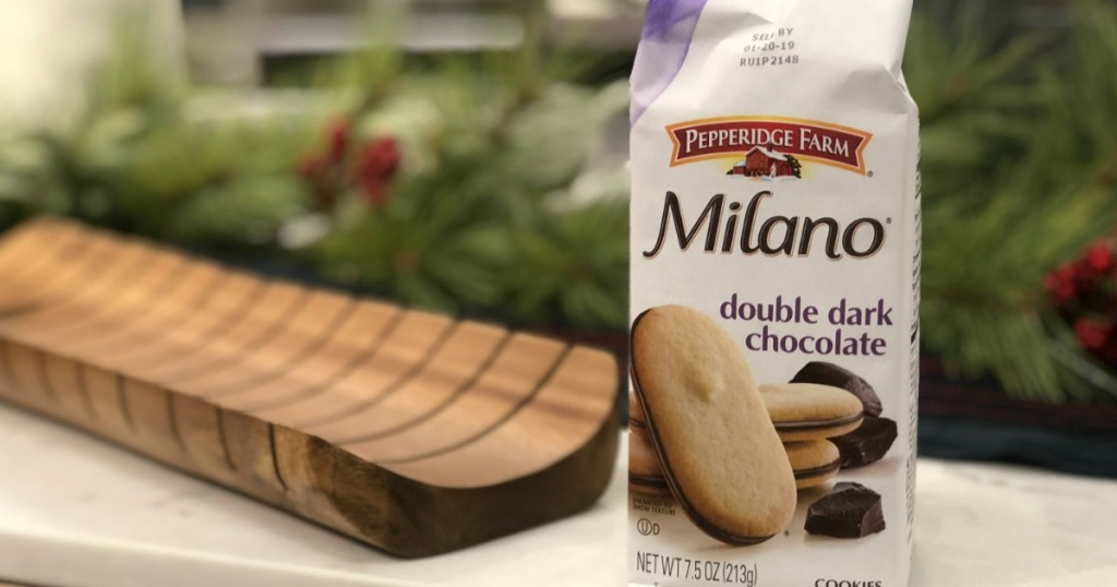 Pepperidge Farm Milano Double Darn Chocolate Cookies