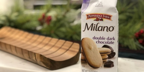 Amazon: Pepperidge Farm Milano Cookies 3-Pack Only $6.33 Shipped (Just $2.11 Each)