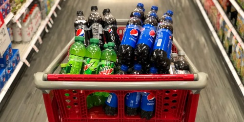 Pepsi 6-Packs as Low as $1.88 Each After Target Gift Card + More