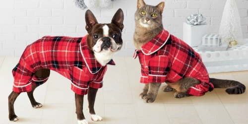 Buy One, Get One 40% Off Pet Gifts & Pajamas + Free Shipping at Target.com