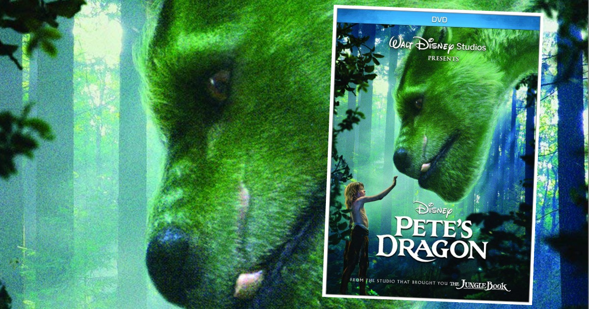 picture of big green dragon by movie
