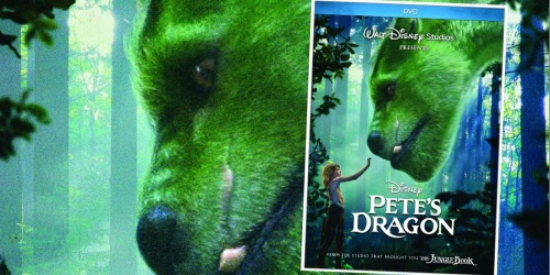 Pete's Dragon DVD Only $5.74 Shipped (Great Stocking Stuffer)