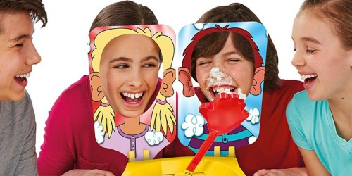 Hasbro Pie Face Showdown Game Only $6.99 Shipped (Regularly $25)