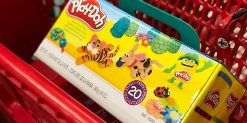 Play-Doh Super Color 20-Pack Only $5.94 on Walmart.com (Regularly $15)