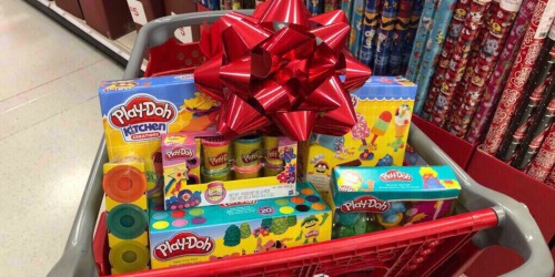 Up to 50% Off Play-Doh Sets at Target (In-Store & Online)