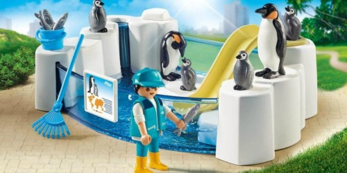 Playmobil Penguin Enclosure Only $7.99 Shipped (Regularly $17)