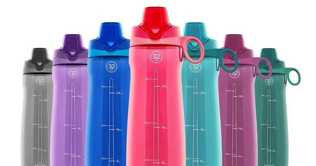 f28f74a422 Hop on over to Amazon where you can snag this Pogo Tritan 32oz Chug Lid Water  Bottle for as low as $5.65 shipped, depending on color choice!