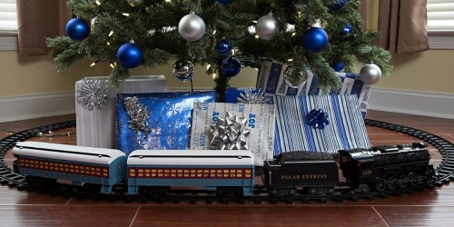 Amazon: Lionel Polar Express Ready to Play Train Set Only $59.99 Shipped (Regularly $100)