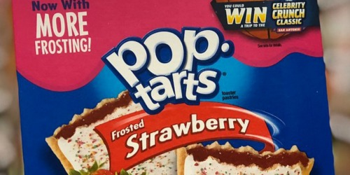 Amazon: Pop-Tarts Strawberry 32-Count Family Pack Only $4.08 Shipped (Just 13¢ Each)