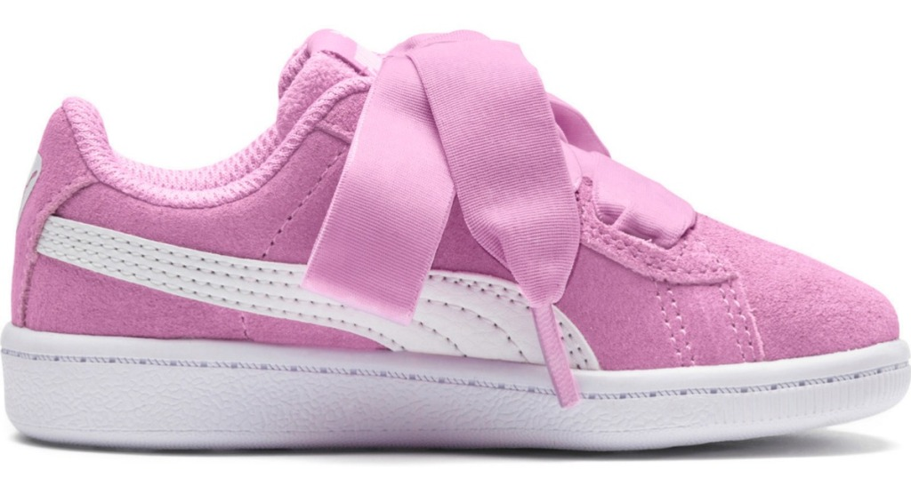924e85781465 Puma Vikky Ribbon AC Infant Sneakers  24.99 (regularly  35) Use promo code  PUMAFRIDAY (30% off) Use promo code DAILYDEAL3 (20% off)