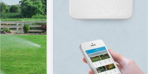 Rachio Smart Sprinkler Controller Only $109.99 (Highly Rated WiFi Sprinkler Controller)