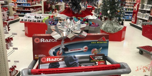 Up to 40% Off Razor Scooters, Bikes & Boards at Target