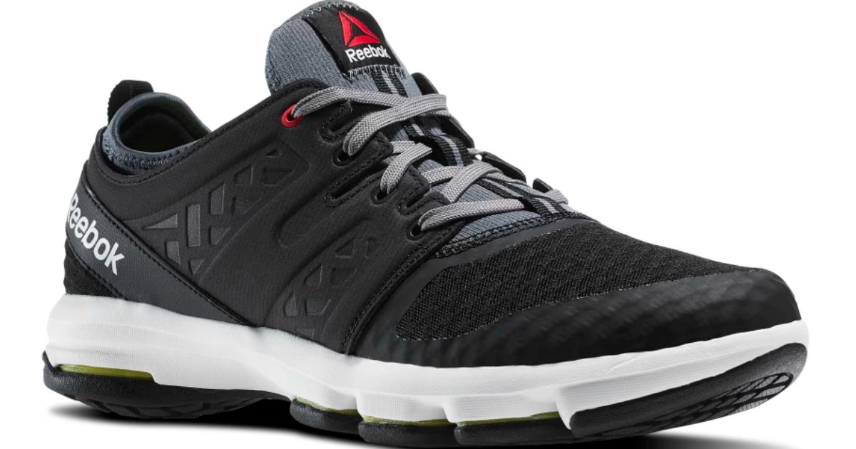 7ff8534d6 ... Reebok is offering 50% off select shoes when you use promo code GREEN  at checkout. Plus