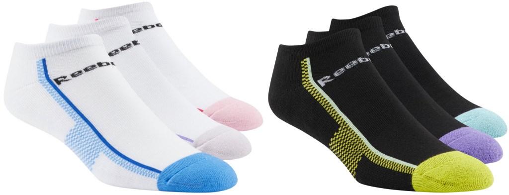 Reebok Women's Socks 3-pack
