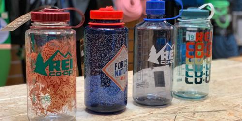 Buy 1, Get 1 Free REI Nalgene Water Bottles