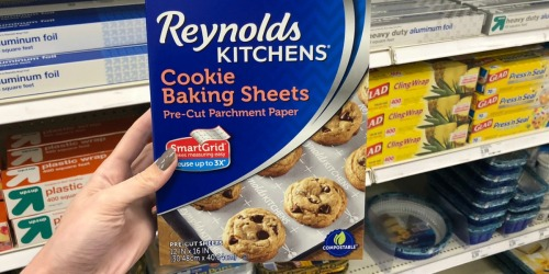 Reynolds Pre-Cut Parchment Sheets Only $2.30 Shipped on Amazon