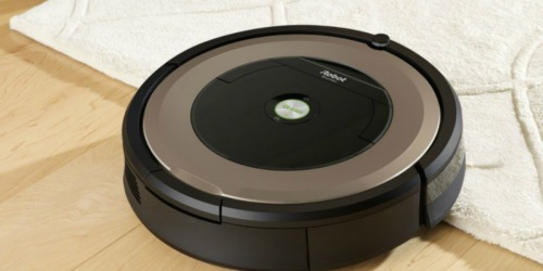 Roomba App-Controlled Vacuum Just $299.99 Shipped (Regularly $450)