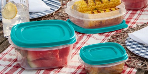 Rubbermaid 42-Piece Food Storage Set Only $19.99 on Walmart.com (Regularly $50)