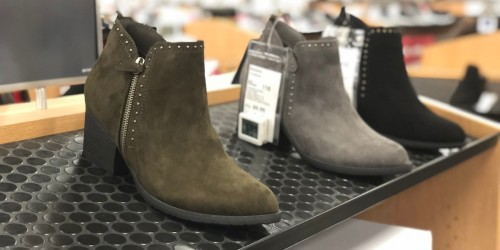Women's Boots Only $23.99 at Kohl's (Regularly $60+)