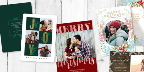 Sam's Club Members: 100 Photo Cards ONLY $15 (Just 15¢ Each!)