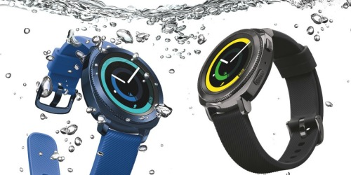 Samsung Gear Sport Smartwatch Only $179.99 Shipped (Regularly $280)