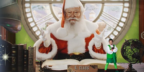 FREE Personalized Phone Call AND FREE Video Message From Santa