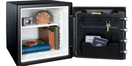 40% Off SentrySafe Fireproof and Waterproof Safes on Walmart.com