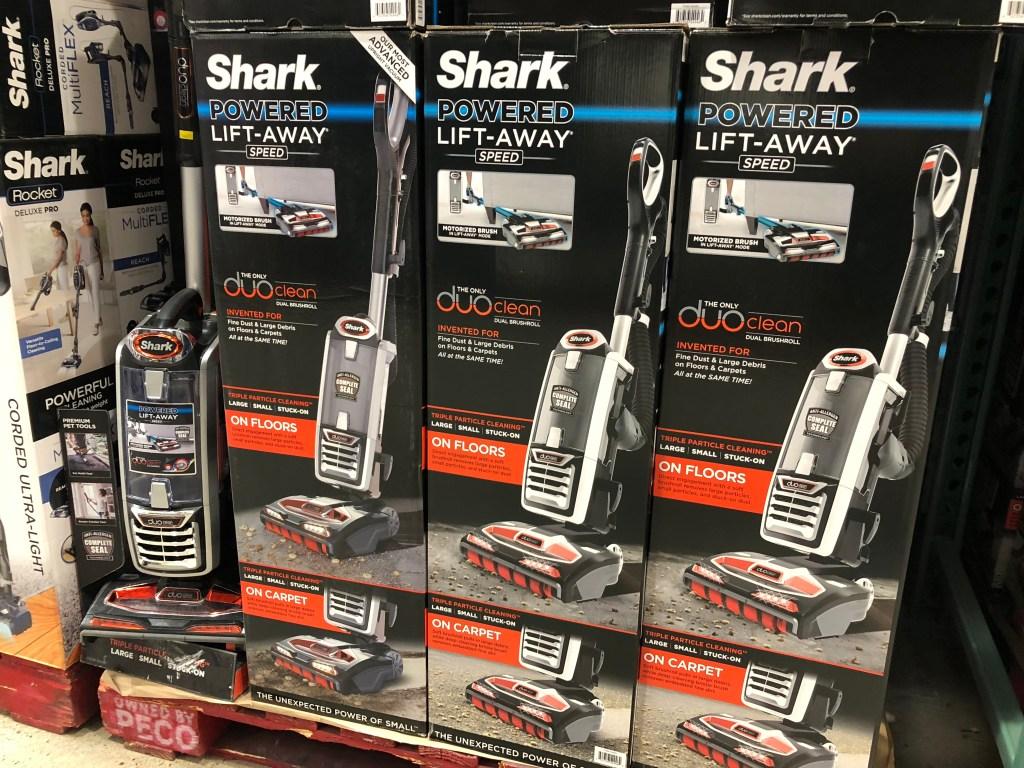 Shark Duo-Clean vacuum at Costco