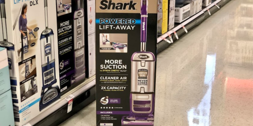 Shark Navigator Powered Lift-Away Vacuum Only $149.99 Shipped (Regularly $300) + More
