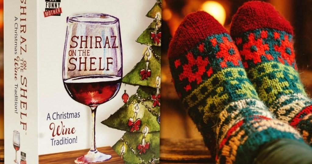 Shiraz on the Shelf Gift Set