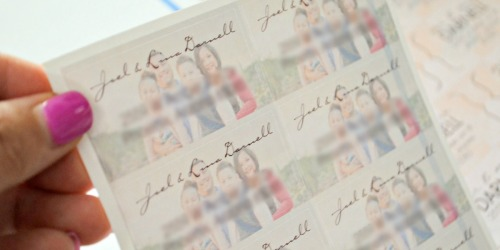 24 Shutterfly Address Labels Only $2.99 Shipped