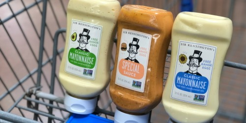 FREE Sir Kensington's Sauces After Cash Back at Walmart