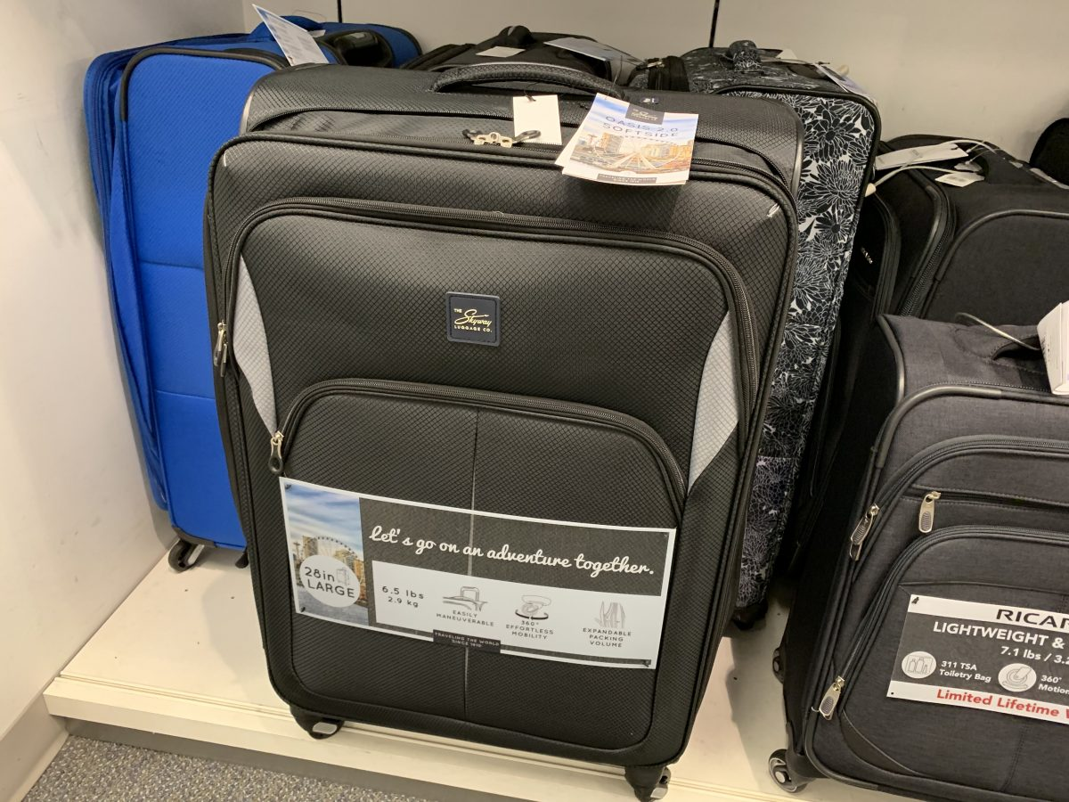 29c0d7398e6f American Tourister Burst Max Hardside Spinner Luggage in ANY Size  59.99  (regularly up to  219.99) Use promo code JOY (15% off)