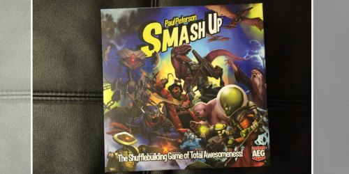Smash Up Game Only $15 Shipped (Regularly $35)