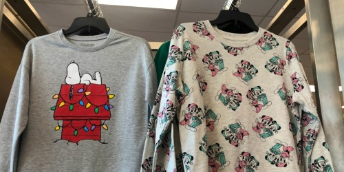 Christmas Fleece Pullovers Just $8.49 (Regularly $30+) at Kohl's