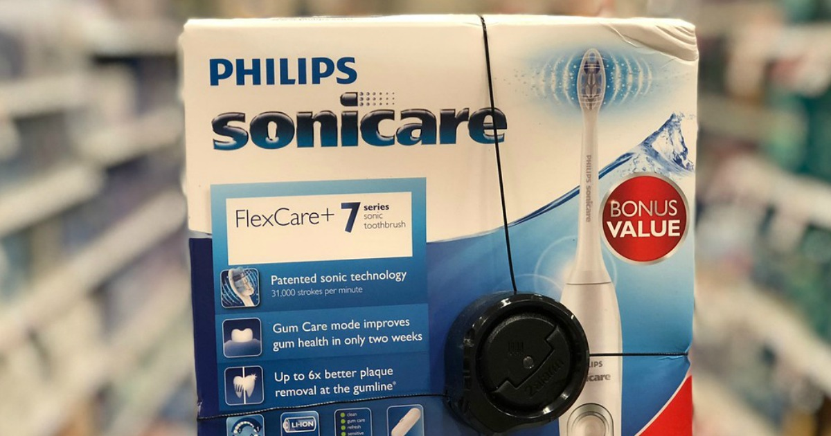 photograph regarding Sonic Printable Coupon referred to as $30 Truly worth of Contemporary Philips Sonicare Toothbrush Coupon codes - Hip2Preserve