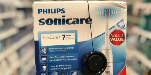 $30 Worth of New Philips Sonicare Toothbrush Coupons