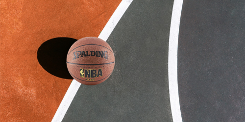 Amazon: Spalding NBA Street Basketball Only $9.99 Shipped (Regularly $18)