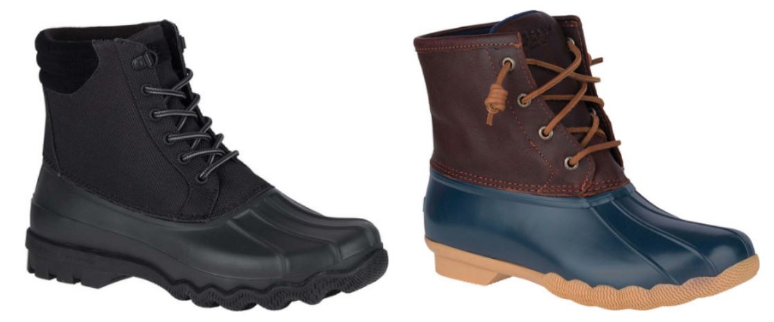 sale sperry boots