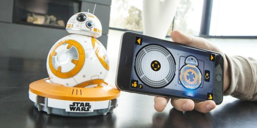 Sphero BB-8 App-Enabled Droid Only $29.99 Shipped (Regularly $100)
