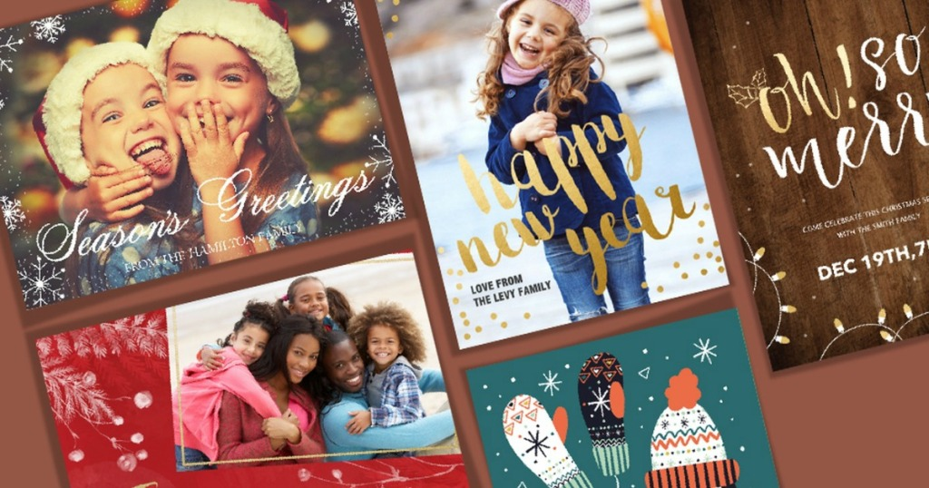 The Best Holiday Photo Card Deals (As Low As 23¢!)
