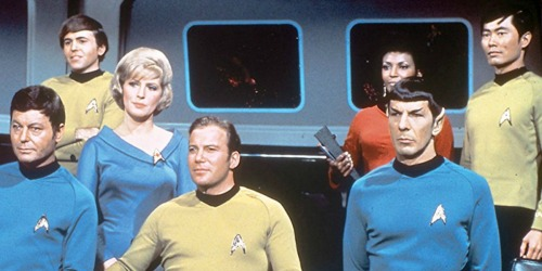 Best Buy: Up to 55% Off Star Trek TV Series on DVD + Free Shipping