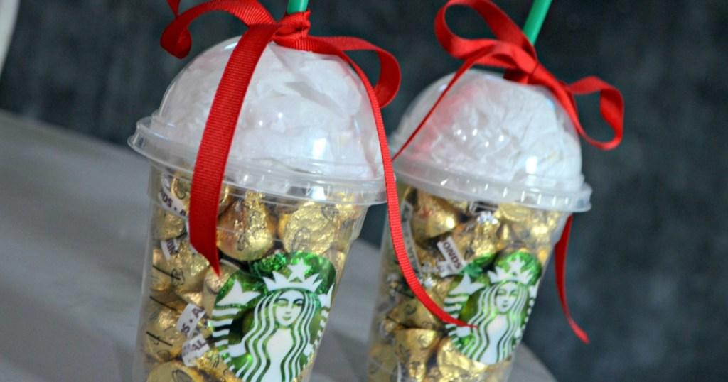 Starbucks DIY Gifts