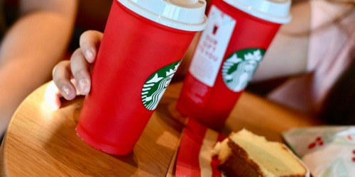 5 WIN Starbucks for Life (Over $56,000 Value) + Over 1 Million Instant Win Prizes Available