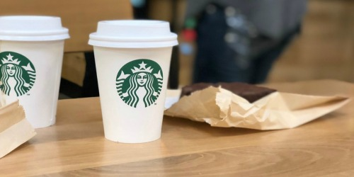 FREE Starbucks Beverage for Military on November 11th