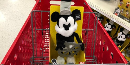 Steamboat Willie Mickey Mouse Only $17.49 at Target – Sings & Dances